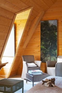 Chambre - Stylisme : Patrice Taravella